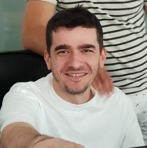 Florin Burcea - Senior Cyber Security Engineer