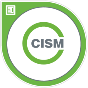 CISM Certification Security Manager Alexandru Armean