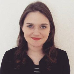 Veronica Mihaiu - Cyber Security Engineer