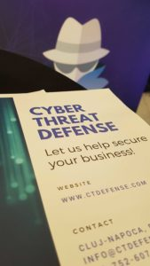 Cyber Threat Defense brochure picture