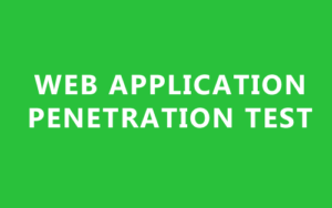 Web Application Penetration Test Thumbnail