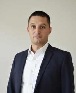 Armean Alexandru Co-Founder CISM Certified Cyber Security Manager