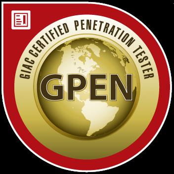 certified penetration tester GIAC GPEN