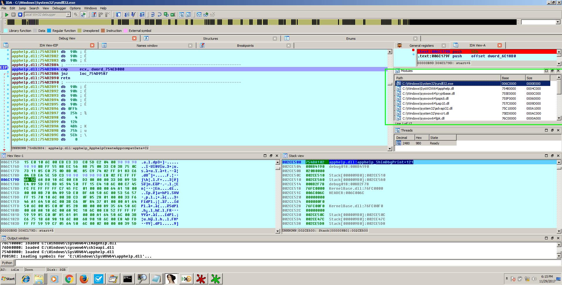 application decompile pentest