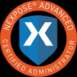 Nexpose NACA Certified Administrator