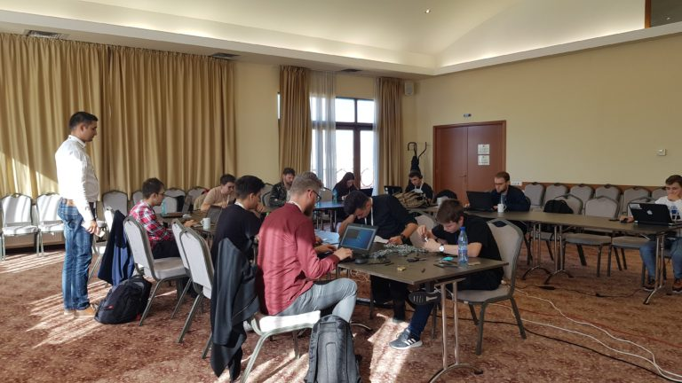 image during ctf competition